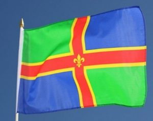 Thumbnail for Lincolnshire Flags