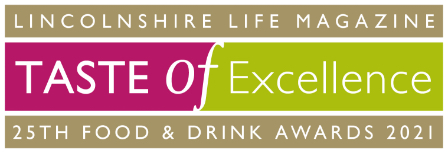 Taste of Excellence 2021 logo