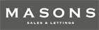 Masons Sales & Lettings logo